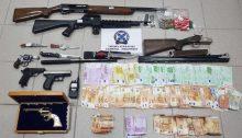 Εξαρθρώθηκε εγκληματική ομάδα τα μέλη της οποίας διέπρατταν διακεκριμένες κλοπές και ληστείες σε διάφορες περιοχές της Αττικής