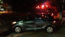 Ατύχημα αυτή την ώρα στη διασταύρωση Μπακογιάννη και Αγίου Αντωνίου στα Βριλήσσια.