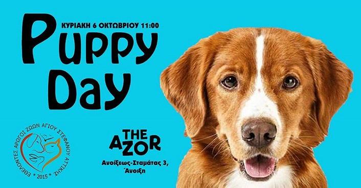 Ημέρες υιοθεσίας αδέσποτων το Σάββατο και την Κυριακή στη... γειτονιά μας με αφορμή την Παγκόσμια Ημέρα των Ζώων. Πηγαίνετε, δείτε, χαϊδέψτε και μπορεί να συναντήσετε τον τετράποδο σύντροφο στη ζωή σας!