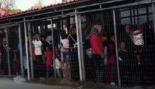 Σε λίγες ώρες επίκειται η έναρξη της μεταφοράς περίπου 300 ανηλίκων που διαμένουν στο Κέντρο Υποδοχής και Ταυτοποίησης της Μόριας από τη Μυτιλήνη στην Αθήνα, σύμφωνα με δημοσίευση του bloko.gr