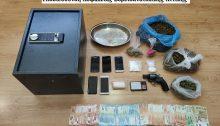 Εξαρθρώθηκε εγκληματική ομάδα η οποία διέπραττε ένοπλες ληστείες σε καταστήματα εστίασης καιsupermarketσε διάφορες περιοχές της Βορειοανατολικής Αττικής και της Αθήνας