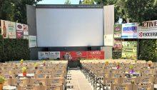 """Το νέο πρόγραμμα του δημοτικού θερινού κινηματογράφου """"Μίμης Φωτόπουλος"""", στο Μαρούσι."""