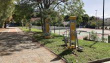 Δύο νέα υπαίθρια γυμναστήρια δημιουργήθηκαν, ένα στα Μελίσσια και ένα στη Νέα Πεντέλη, με την τοποθέτηση των υπαίθριων οργάνων γυμναστικής.