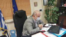 Εν' όψει των πληροφοριών για περαιτέρω κορύφωση των κρουσμάτων της πανδημίας μέσα στο επόμενο διάστημα, οΔήμαρχος Διονύσου Γιάννης Καλαφατέληςανακοίνωσε την Τετάρτη 4 Νοεμβρίου 2020, στο πλαίσιο του Δημοτικού Συμβουλίου, μίαδέσμη έκτακτων μέτρωνγια την αντιμετώπιση της εξάπλωσης του ιού Covid-19.