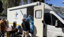 Ο Δήμος Βριλησσίων μέσω του Οργανισμού Κοινωνικής Προστασίας & Αλληλεγγύης, διοργανώνει σε συνεργασία με τον Εθνικό Οργανισμό Δημόσιας Υγείας (ΕΟΔΥ) δωρεάν έλεγχο ταχείας ανίχνευσης αντιγόνου την Πέμπτη 1 Απριλίου 2021 στην πλατεία Αναλήψεως.