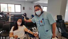 Ολοκληρώθηκε με επιτυχία η αιμοδοσία που διοργάνωσε ο Δήμος Χαλανδρίου, τοΣάββατο 20 Μαρτίου 2021, σε συνεργασία με το Τμήμα Αιμοδοσίας του Γενικού Νοσοκομείου Αθηνών «Αλεξάνδρα».