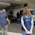 Στην πλατεία ΗΣΑΠ, στο Μαρούσι διενεργούνται καθημερινά από τις Κινητές Ομάδες Υγείας (ΚΟΜΥ) του ΕΟΔΥ τα τεστ ταχείας ανίχνευσης για covid-19.