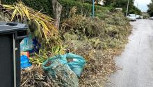 Με σημερινή απόφαση της Πολιτικής Προστασίας προκειμένου να δρομολογηθούν έργα που αφορούν σε προληπτική απομάκρυνση βλάστησης (εργασίες καθαρισμού) για μείωση του κινδύνου εκδήλωσης πυρκαγιάς.