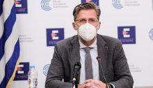 Την κυβερνητική στρατηγική για τη χαλάρωση των μέτρων κατά του κορωνοϊού στην Ελλάδα, ανακοίνωσε ο Υφυπουργός παρά τω Πρωθυπουργώ, αρμόδιος για το συντονισμό του κυβερνητικού έργου, Άκης Σκέρτσος.