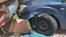 Τροχαίο ατύχημα πριν από λίγο στα Βριλήσσια.