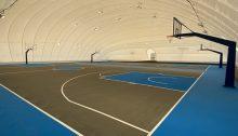 Τα δύο γήπεδα μπάσκετ στο Αθλητικό Κέντρο Χολαργού «Αντώνιος Πολύδωρας» είναι έτοιμα να παραδοθούν προς χρήση στους αθλητές και στους πολίτες του Δήμου.