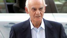 Πέθανε ο ΆκηςΤσοχατζόπουλοςσε ηλικία 82 ετών.
