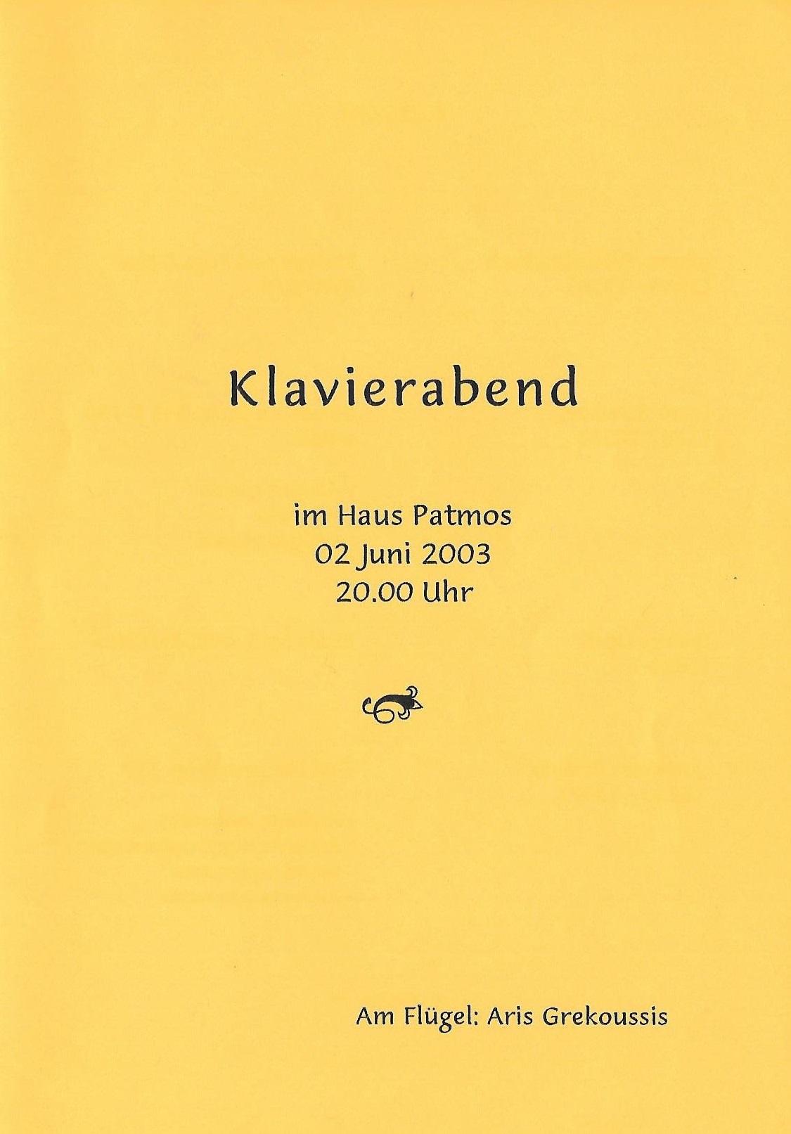 2003-06-03α